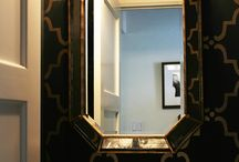 Powder Room Ideas / by Haeley Giambalvo / Design Improvised
