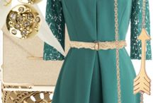 Disneybound Outfits; / by Addison Brent'nee