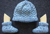 Knitted Baby Patterns