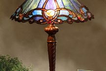 Stained glass /lamps