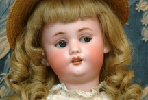 Antique Dolls / by Donna Moore