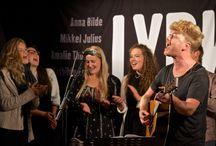 Lydkanten / Lydkanten er en platform for unge, nordjyske sangskrivere der vil videre med musikken. I samarbejde med nordjyske helte som Pernille Rosendahl, Steffen Westmark (Blue Van), Christian Hjelm (Figurines), Michael Møller (Moi Caprice), Dorthe Gerlach (Hush) og Troels Abrahamsen (VETO), fortsætter projektet med at skabe værdi for sangskrivere i Nordjylland gennem workshops, livekoncerter og netværksdannelse.