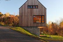 Contemporary Single Family Home Architecture