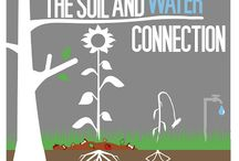 2016 ICAW Entries / Students and enthusiasts from around the world sent entries for this year's International Compost Awareness Poster Contest based on the theme, Compost: The Soil and Water Connection.