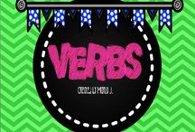 Grammar / Nouns/verbs/adjectives/adverbs