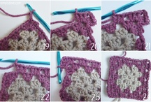 Knit and Crochet...maybe