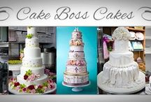 Memorable Boss Wedding Cake Ideas