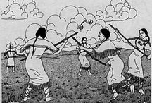 Indigenous sports games