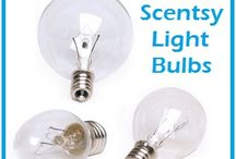 Scentsy Light Bulbs and Accessories