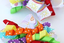 Bows, Headbands, and More! / Can you ever have enough?
