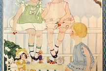 Vintage Children's Clothing