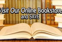 Online Book Store / Daily Retail Store is offering online books for all discipline. Visit our online store: www.dailyretailstore.com today to buy any type of books. / by Anamika Singh