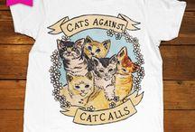 Salty shirts.