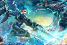 Heroes Infinity: Gods Future Fight v1.9.7 MOD Apk+Money Hack Download Free