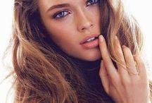 hair&makeup / by Caroline Carnett