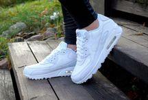 Nike Air Max 90 GS 307793-167 'White'