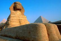 Pyramids Egypt/America