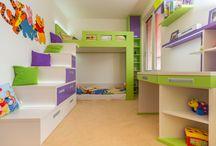 dětské pokojíčky
