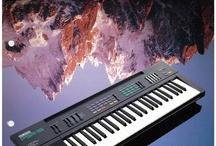 Yamaha Music Australia - Retro advertisements