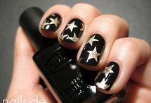 Nails / Nail art styles.