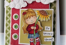 Cards and Scrapbooking / by Crystal G