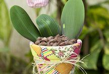 Artesanato no Jardim / Passo a passo de Ideias para você decorar o seu jardim