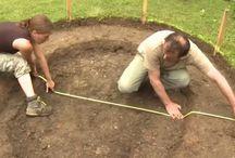 construccion de un estanque