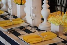 Tablescape / by Mina George