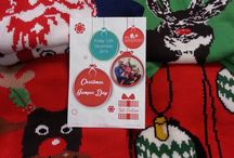 Christmas Jumper Day / Get Festive for After Adoption and join in Christmas Jumper Day.   We'll be adding inspiration for your Christmas Jumper Day & add your photos too!  www.afteradoption.org.uk/christmasjumpers