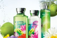 Beautiful Day™ / Inspired by the perfect spring day, Beautiful Day™ is a carefree blend of green apple, wild daises & sun-kissed peonies.  / by Bath & Body Works