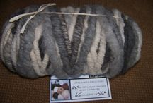 100% Alpaca Super Bulky/Rug Yarns / by Rock Garden Alpacas & Inspired Creations by D