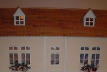 My first Dolls House.  Chestnuts