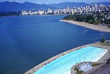 Where we want to swim / Swimming pools around the world