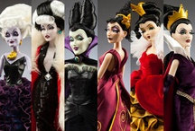 Disney Villains.....