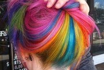 Hair / by Emily Boyer