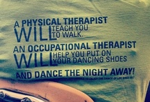 I am an occupational therapists