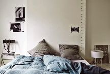 CHAMBRE / Bed Linen...with a twist