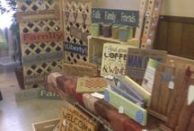 craft displays