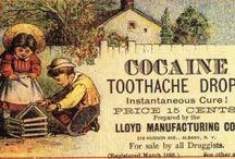Vintage medical ads