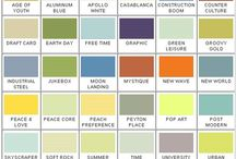 Basement and Living Room Color Ideas