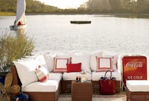 Outdoor Living / by Rebecca Fiore
