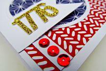Cards: Patriotic / by Julia @ It's Always Ruetten