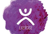 MOVE WELL, SLEEP WELL / Different exercising techniques can improve the quality of your sleep. Exercising techniques boost your metabolism as well as vitality and relax your mind and body which ensures a good nights sleep.