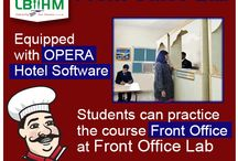 Students Can Practice The Course Front Office