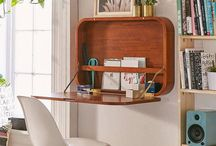 wall desk ideas