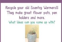 Scentsy Product Tips / Fun tips and tricks for Scentsy warmers, wax, buddies and more!