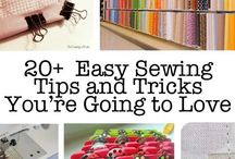 Sewing Tips and Ideas