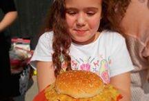 gezonde leefstijl projecten kinderen / Projecten van www.hetnatuurtalent.nl om een gezonde leefstijl te promoten.