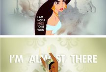 Disney / I love it so much. Rapunzel, Cinderella, Belle, Lilo and Stitch, Dumbo, Ariel, Jasmine, ecc.