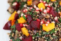 Legumes Love / Recipes